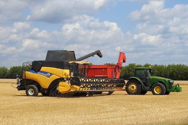 nowoczesne maszyny rolnicze
