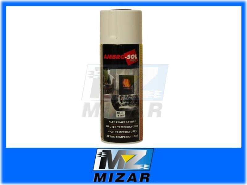 Farba Wysokotemperaturowa Czarna Wysoki Polysk 400 V400temp 7 Id